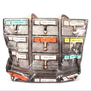 kate spade Bags - Kate Spade Required Reading Bon Shopper Tote Bag